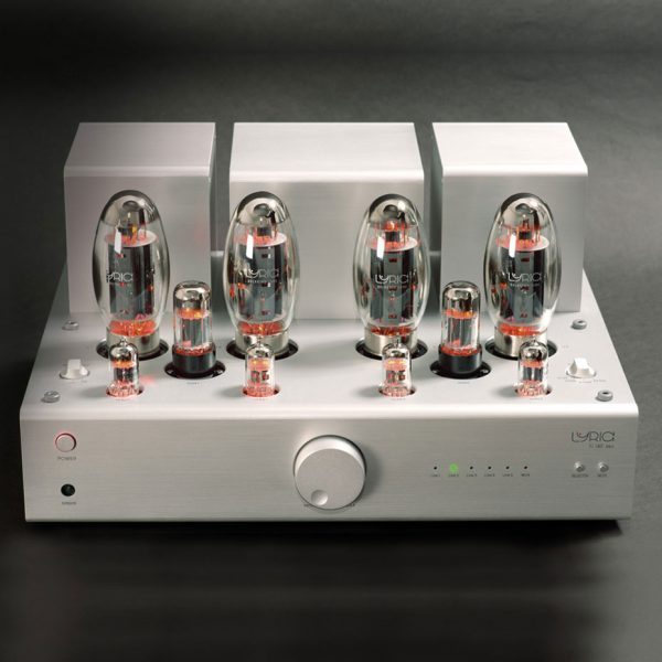 Amplificador Integrado Lyric-Audio Ti 140 Mk II