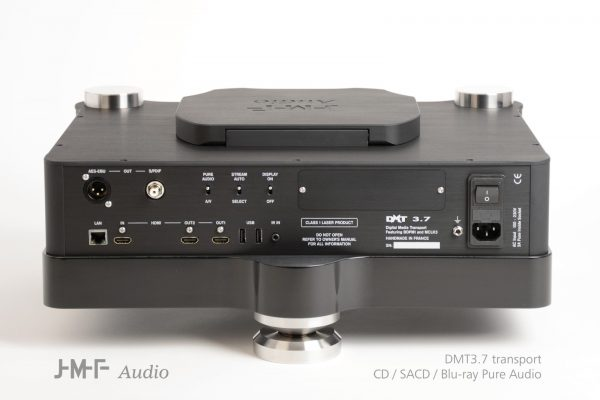 Transporte SA-CD Blu-ray Pure Audio Network