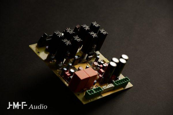 Tarjeta conductora de alta tensión de LDA 3ª generación. PGP oro puro.