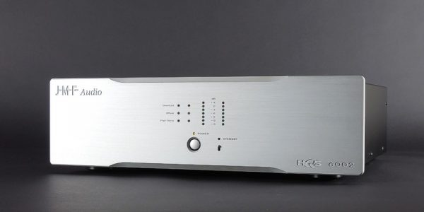 Amplificador de potencia estéreo JMF Audio HQS6002