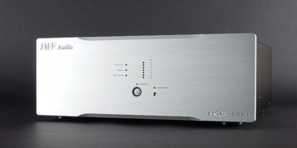 Etapa de potencia monofónica JMF Audio HQS9001